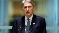 İngiltere Dışişleri Bakanı Philip Hammond: Kapsamlı Bir Anlaşmanın Parametreleri Üzerinde Uzlaşıldı.