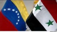 Suriye'den ABD'ye Venezuela Tepkisi