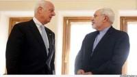 Mistura, Suriye ile görüşmelere katılması planlanan muhalif grupların listesini İran'a sundu
