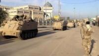Irak'ta IŞİD Teröristlerine Yönelik Operasyonlar Sürüyor