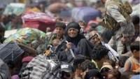 Son bir yılda 60 milyon insan mülteci oldu
