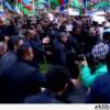 Azerbaycan'da Muhalifler protesto gösterileri düzenledi.