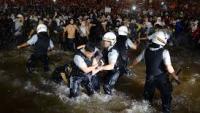 Brezilya Halkı Polis Şiddetini Protesto Etti.