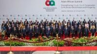 Asya-Afrika Zirvesi Endonezya'nın başkenti Cakarta'da yapıldı