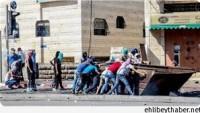 Et-Tur Beldesinde Filistinli Gençlerle İsrail Güçleri Çatıştı