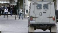 El-Arrub Kampı'nda Korsan İsrail Askerleriyle Filistinliler Arasında Çatışmalar Yaşandı