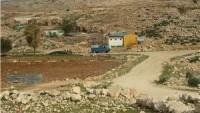 Yahudi Yerleşimciler Nablus'un Güneyinde Filistinli Çobanlara Saldırdı.