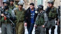 İşgal Güçleri Beytlahim'de 5 Çocuğu ve 1 Genci Gözaltına Aldı
