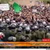 Video: Suudi Polisler Tahran'da Protesto Edildi