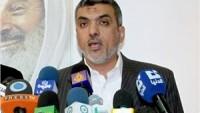 İzzet Er-Reşak, korsan İsrail'in ırkçı kararlarını kınadı