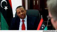 Libya Başbakanı: Türkiye Katar'ın Parası ile Terörü Destekliyor