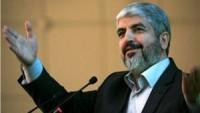 Meşal: Hamas'ın İlişkilerinin Amacı Ümmeti Filistin'in Özgürlüğüne Yönlendirmek