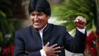 Bolivya Devlet Başkanı Evo Morales: ABD Büyükelçisi'nin ülkeyi terk etmesinin ardından, siyasi durum ve gelişim önemli ölçüde iyileşti.