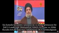 Video: Seyyid Hasan Nasrullah, Vahdeti Bozan Unsurları Açıklıyor