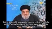 Video: Seyyid Hasan Nasrullah'ın Yemen Değerlendirmesinden-2