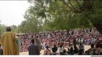 Nijeryalılar, Suudi Arabistan rejiminin Yemen'e saldırılarını kınadı