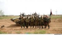 Suriye Ordusunun Yurt Genelinde Başarılı Operasyonları Sürüyor