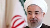 Ruhani: Gaziler, İran halkının onur ve şerefini korudu ve düşmanları İslam'ı yıpratma konusunda yeise düşürdü