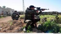 Suriye Ordusu, Şmeys el Hısan bölgesini teröristlerden temizledi