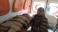 Suriye Ordusunun Cissurşuğur'da Yaraladığı Teröristler Türk Hastanelerine Kaldırılıyor