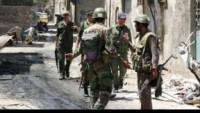 Suriye Ordusu, Dera Kırsalında Dün Gece ve Bu Sabah Teröristlere ağır Darbeler Vurdu