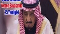 Suudi Rejiminin Yemen Savaşında 25 Yenilgisi