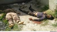 Suriye Ordusu, Cisreşşuğur Kırsalında Teröristlerin Karargahlarını Bombaladı