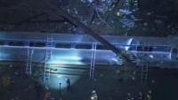 ABD'de Tren Kazası: 5 Ölü, 59 Yaralı