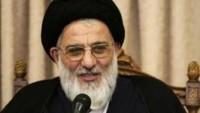 Ayetullah Şahrudi: Amerika'nın Nükleer Müzakerelere İran'dan Daha Çok İhtiyacı Var