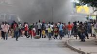 Burundi'de sular durulmuyor