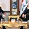 Irak Dışişleri Bakanı Caferi, Suriye'nin Bağdat Büyükelçisi İle Görüştü