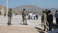 Mardin'de Suriyeli gerginliği: 4'ü asker 5 yaralı