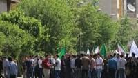 1 Mayıs Dünya İşçi Bayramı, Tahran'da Yoğun Katılımla Kutlandı