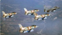 İşgalci İsrail Uçakları Gazze Üzerinde Yoğun Uçuşlar Gerçekleştirdi