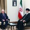 Irak Cumhurbaşkanı Masum: Irak Halkı ve Devleti, İran İslam Cumhuriyetinin yardımlarını asla unutmayacak