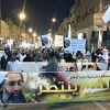 Suudi Arabistan'da Şeyh Namr'e destek gösterisi yapıldı