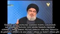 Video: Seyyid Hasan Nasrallah'ın Son Konuşmasından Suriye Değerlendirmeleri