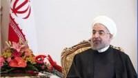 Hasan Ruhani: Bölgede siyonistler hariç herkes nükleer anlaşmadan memnun