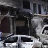 Nusra teröristleri Şam'da intihar saldırısı düzenledi