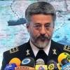"""Deniz Kuvvetleri Komutanı: """"Deniz gücü olma"""" teorisi İmam Ali Hamanei'nin söyledikleri doğrultusunda"""""""