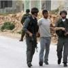 Siyonist İsrail Güçleri Bu Sabah Nablus'ta Dört Filistinliyi Tutukladı