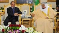 Suudi Kralı Mısır'a gidiyor