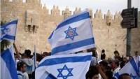 Siyonistler, Mescid-i Aksa'nın İşgal Edilişini Kutluyorlar