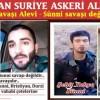 Foto – Suriyeli Asker: Suriye Savaşı Alevi – Sünni savaşı değildir
