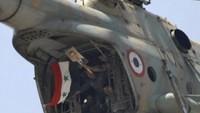 Video: Suriye Ordusu İşgal Altındaki Vatan Hastanesini Savunan Askerlere Helikopterle Malzeme İndiriyor
