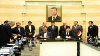 Suriye ve İran Bir Dizi Anlaşma İmzaladı