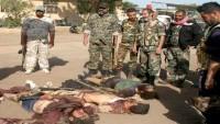Suriye Ordusu, Savaşın Sürdüğü Her Bölgede Teröristlere Ağır Darbeler Vuruyor