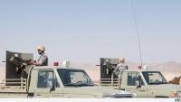 Yemen halk güçleri, Suudi askeri birliğin araçlarını komple imha etti