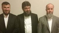 Foto: Siyonizmin Verdiği Emirlerle Suriye'de Her Türlü Vahşeti Gerçekleştiren Terör Gruplarının Liderleri, Türkiye'de Biraraya Geldi