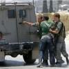 Siyonist İsrail Güçleriyle Abbas Güçlerinin Filistin Halkına Yönelik Tutuklamaları Sürüyor